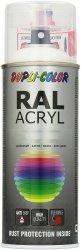 MOTIP lakier czarny głęboki farba mat 400 ml akrylowy acryl szybkoschnący RAL 9005