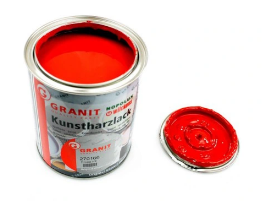 Farba lakier krone czerwony 1 l NOPOLUX WILCKENS