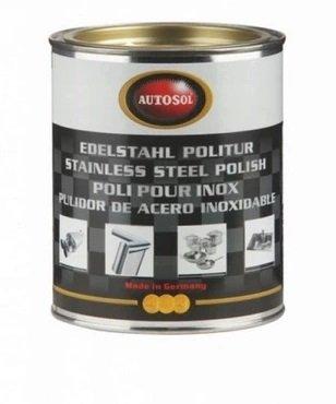 AUTOSOL stainless steel polish pasta polerowanie i renowacja stali nierdzewnej kwasówka 750 ml
