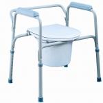 Przenośne WC dla chorych i niepełnosprawnych - informacje, rodzaje i wskazówki.