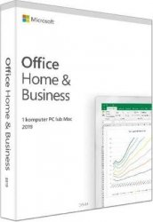 Office Home and Business 2019 Polish EuroZone Medialess