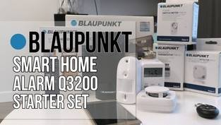 BLAUPUNKT Smart Home Alarm Q3200 Starter Set