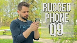 RUGGED PHONE Q9 - test