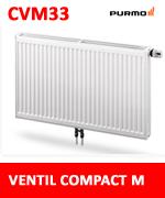 CVM33 Ventil Compact M