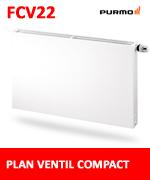 FCV22 Plan Ventil Compact