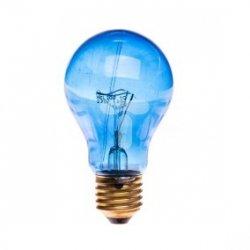 Żarówka światła dziennego 100W E27 230V 3600K blue DZI-0728