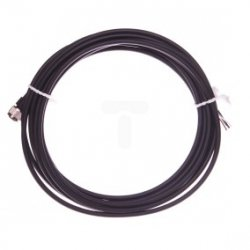 Przewód ze złączem żeńskim M12 4-pinowe proste z kablem 5m DOL-1204-G05MC 6025901