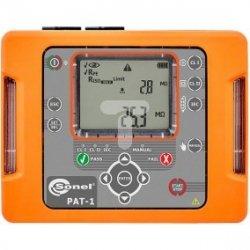 Miernik bezpieczeństwa sprzętu elektrycznego PAT-1 WMPLPAT1