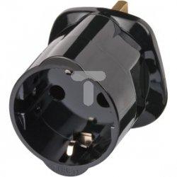 Adapter podróżny Schuko - Wielka Brytania 1508533010