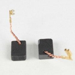 Szczotki węglowe zamienne Makita zastępują CB-318 4,96x10,90x16,12mm K00001 /2szt./