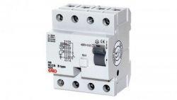 Wyłącznik różnicowo-prądowy 63A 4P 30mA B 107502
