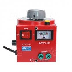 Autotransformator reg.  M10-522-05 250/2  500VA MCP