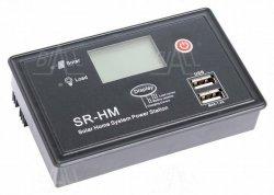 Regulator ładowania solarny PWM SR-HM2-CU20  20A 12/24V