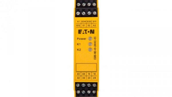 Przekaźnik bezpieczeństwa ESR5-NO-41-24VAC/DC 118701