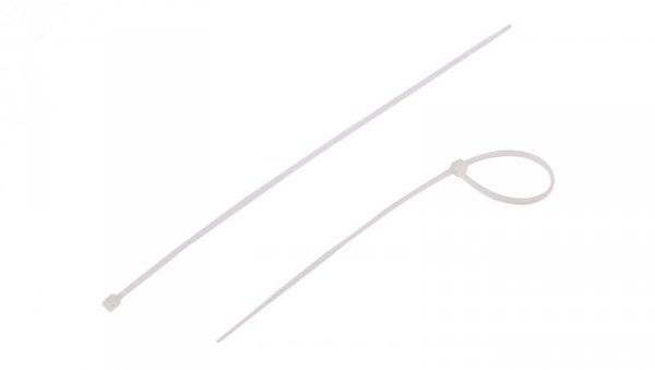 Opaska kablowa TK 20/3 naturalna E01TK-01010100601 /100szt./
