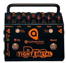 Amptweaker TightMetal Pro - Pro Series Metal Distortion / Boost