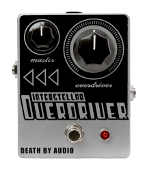 Death by Audio Interstellar Overdriver