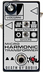 Death by Audio Micro Harmonic Transformer - Fuzz