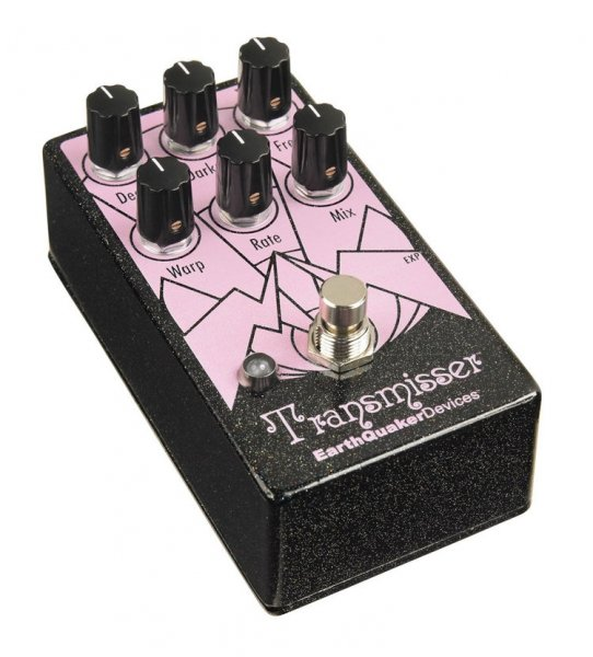 EarthQuaker Devices Transmisser Reverb