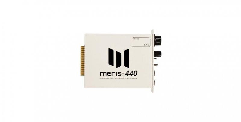 Meris 500S 440 Mic Pre
