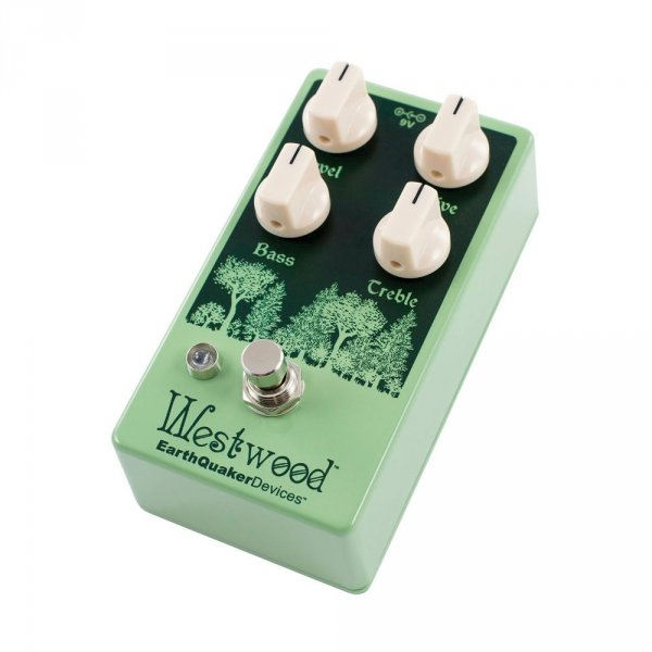 EarthQuaker Devices Westwood - Translucent Drive Manipulator