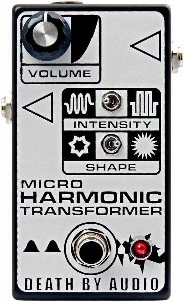 Death by Audio Micro Harmonic Transformer - Fuzz