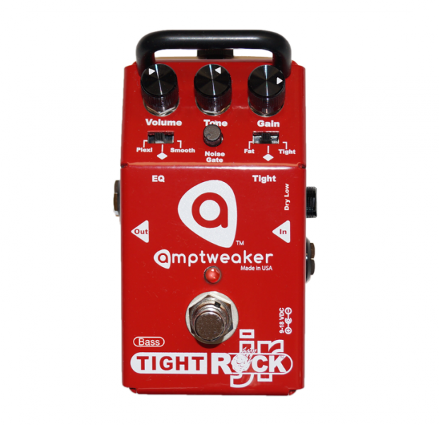 Amptweaker Bass TightRock JR - Mini Bass Rock Distortion