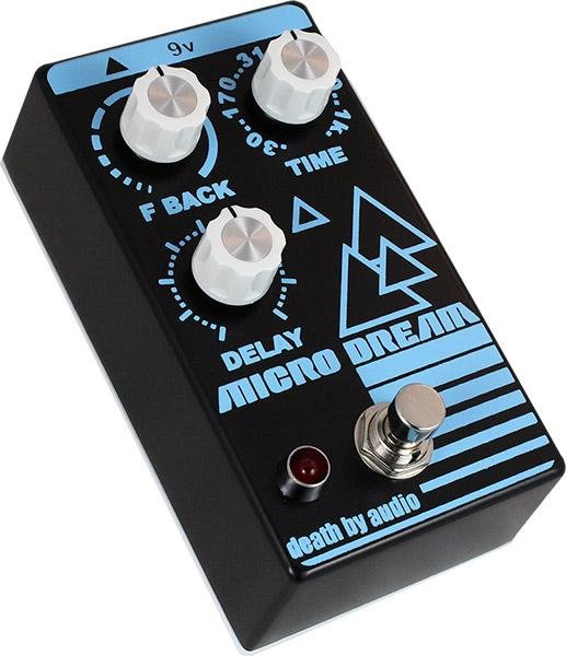 Death by Audio Micro Dream - Lo-Fi Delay