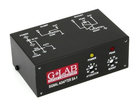 G LAB Signal Adapter SA-1