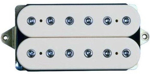 Dimarzio Super Distortion DP100 F Spaced White