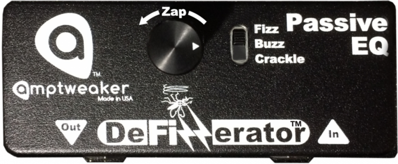 Amptweaker DeFizzerator - Passive High Frequency EQ