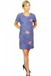 Sukienka z ptakami, Kreator Studio Mody, rozm. 44