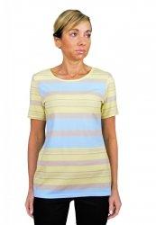 Bluzka w paski, t-shirt, Kreator Studio Mody, r.46