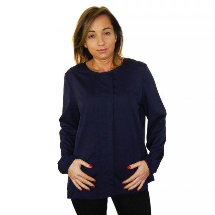 Bluzka z plisą, Kreator Studio Mody, rozm 50