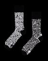 Black Maze - Ponožky - Many Mornings