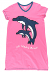 No Wake Zone Nightshirt - Noční košilka - LazyOne