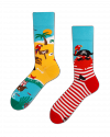 Pirate Island - Ponožky - Many Mornings