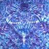 Crazy Blue Krinkle - Liquid Blue