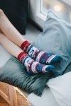 ZIMOWE Skarpety Warm Rudolf -  Many Mornings