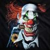 Joker Clown - Liquid Blue