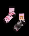 Barbie - Ponožky Pro Děti - Many Mornings