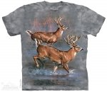 Whitetail Run - T-shirt The Mountain
