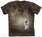 Grey Wolf Portrait - The Mountain
