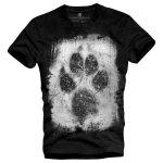 Animal footprint Black - Underworld
