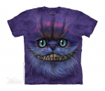 Big Face Cheshire Cat - Kot z Cheshire - The Mountain Junior