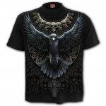 Raven Skull - Spiral Direct