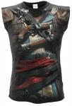 Assassins Creed IV Black Flag - Sleeveless – Spiral