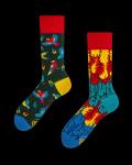 Paradise Parrot - Ponožky - Many Mornings