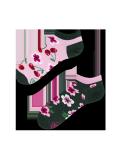 Cherry Blossom - Krátké Ponožky - Many Mornings