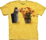 Flower Kitten - T-shirt The Mountain